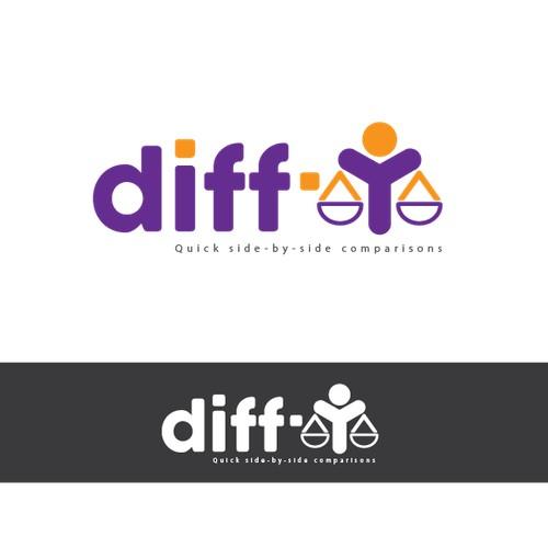 diff Y logo concept