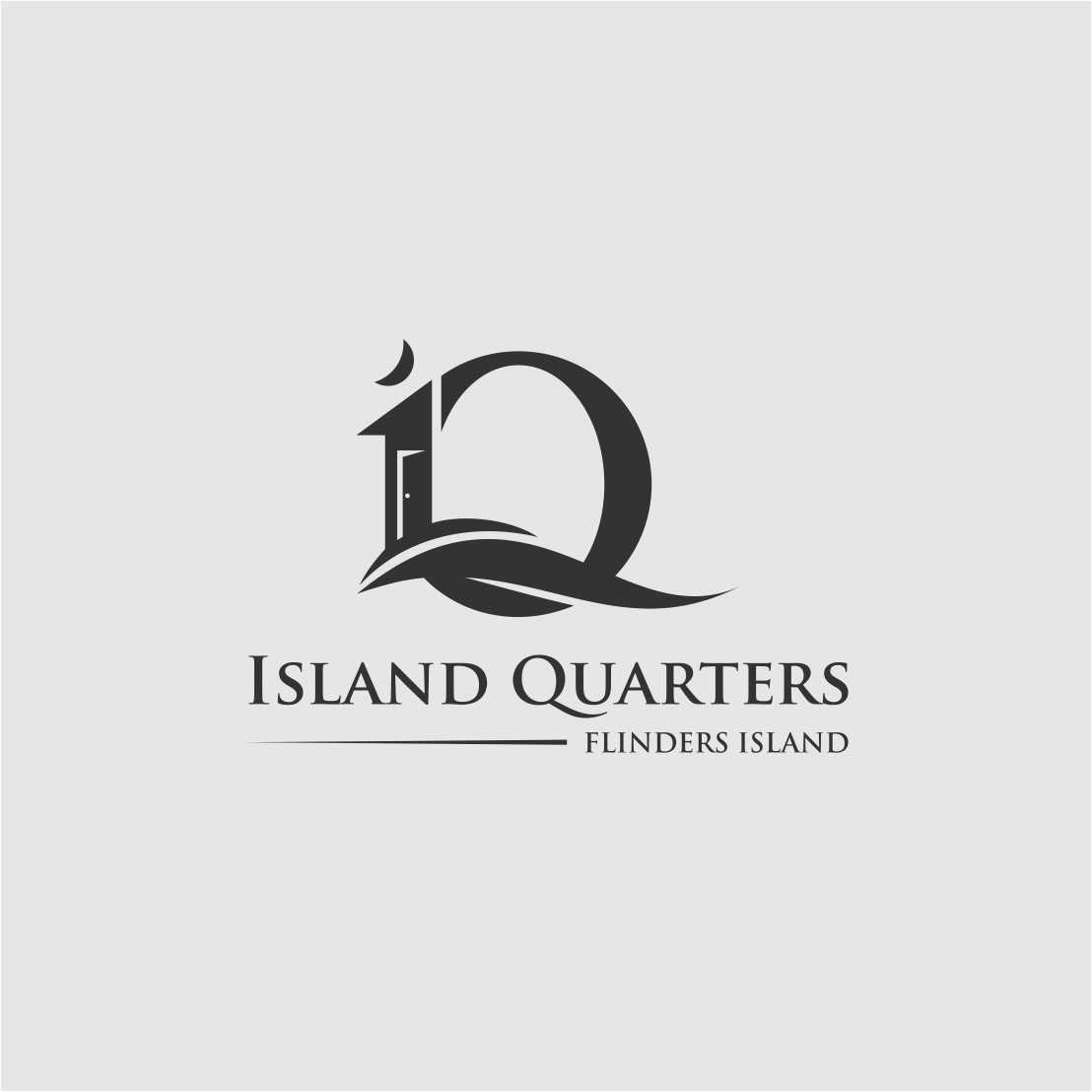 Create a visual wow with a simply smart logo for our Island Quarters