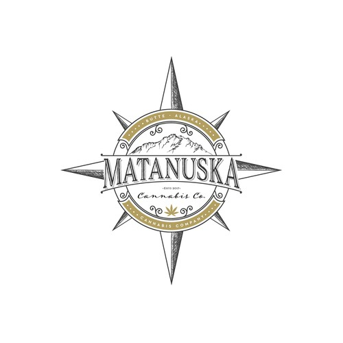 Logo for Matanuska Cannabis Company