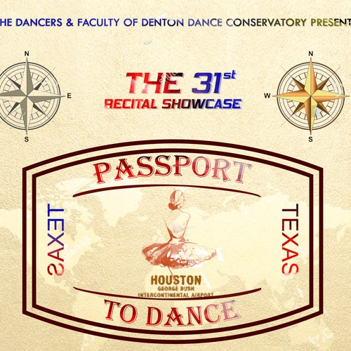 passport to dance poster DDC