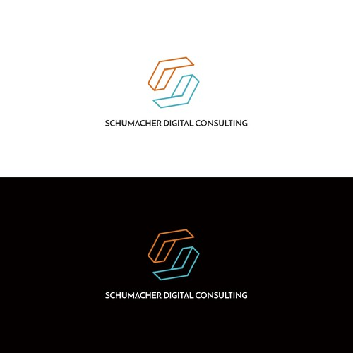 Logo for Digital Consulting company