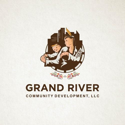 logo for GRAND RIVER