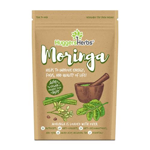 Huggers Herbs Product.