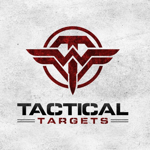 Logo design for Tactical Targets