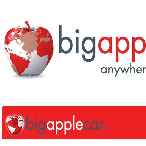 Create the next logo for Big Apple Worldwide