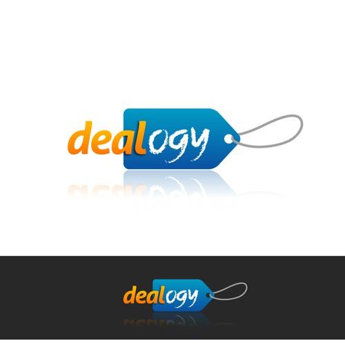 Dealogy, Daily Deals Site Needs A New Logo