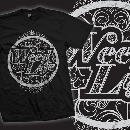 Create a clothing line for WeedLife.com the fastest growing online social network!