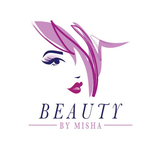 Help Beauty By Misha with a new logo