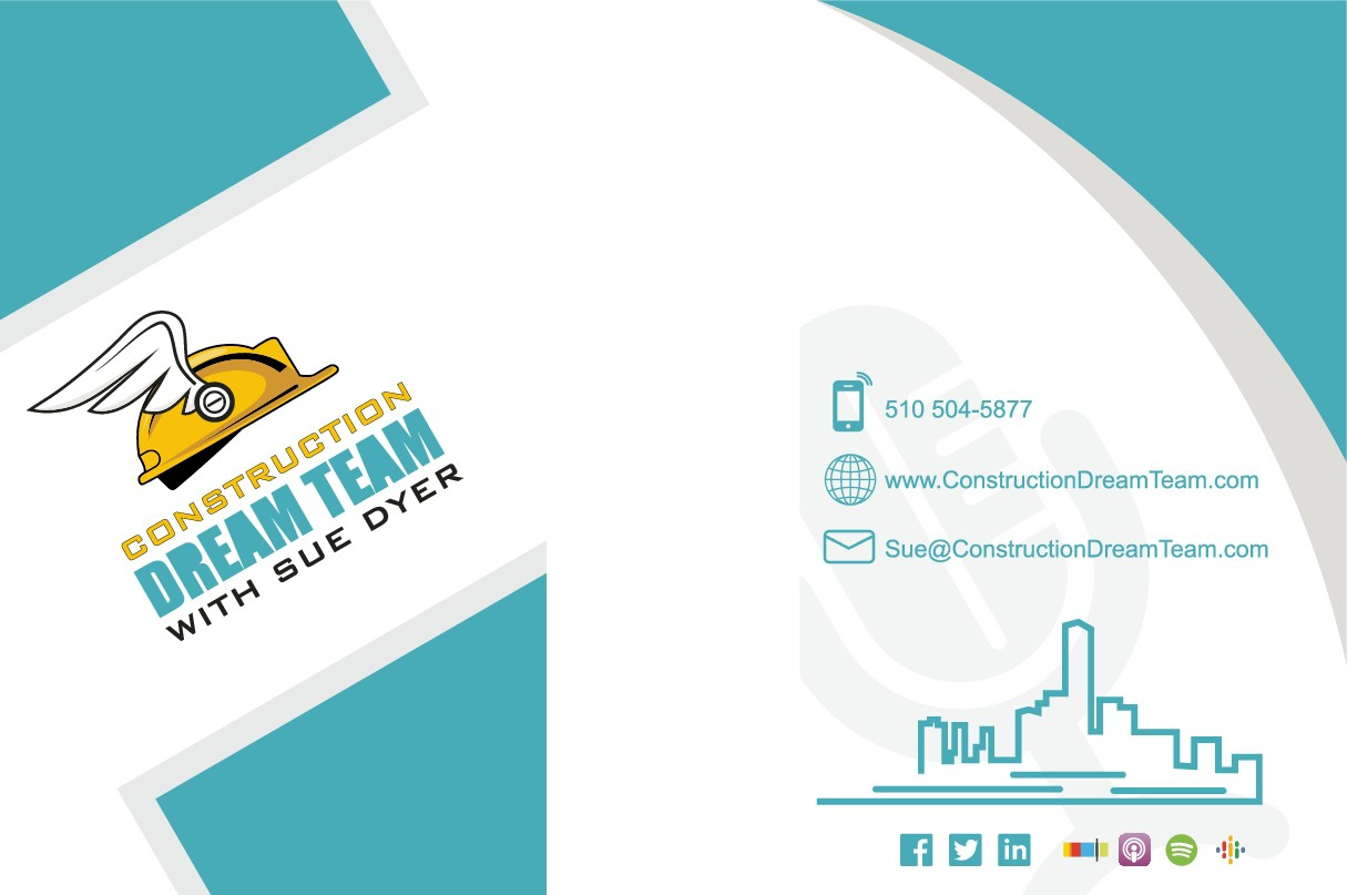 Business Card for Construction Dream Team