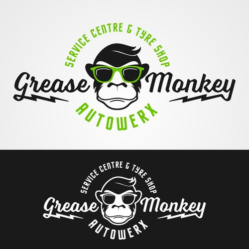 GREASE MONKEY @ WORK!!!!!
