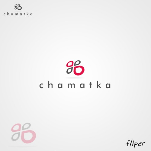 logo concept for chamatka