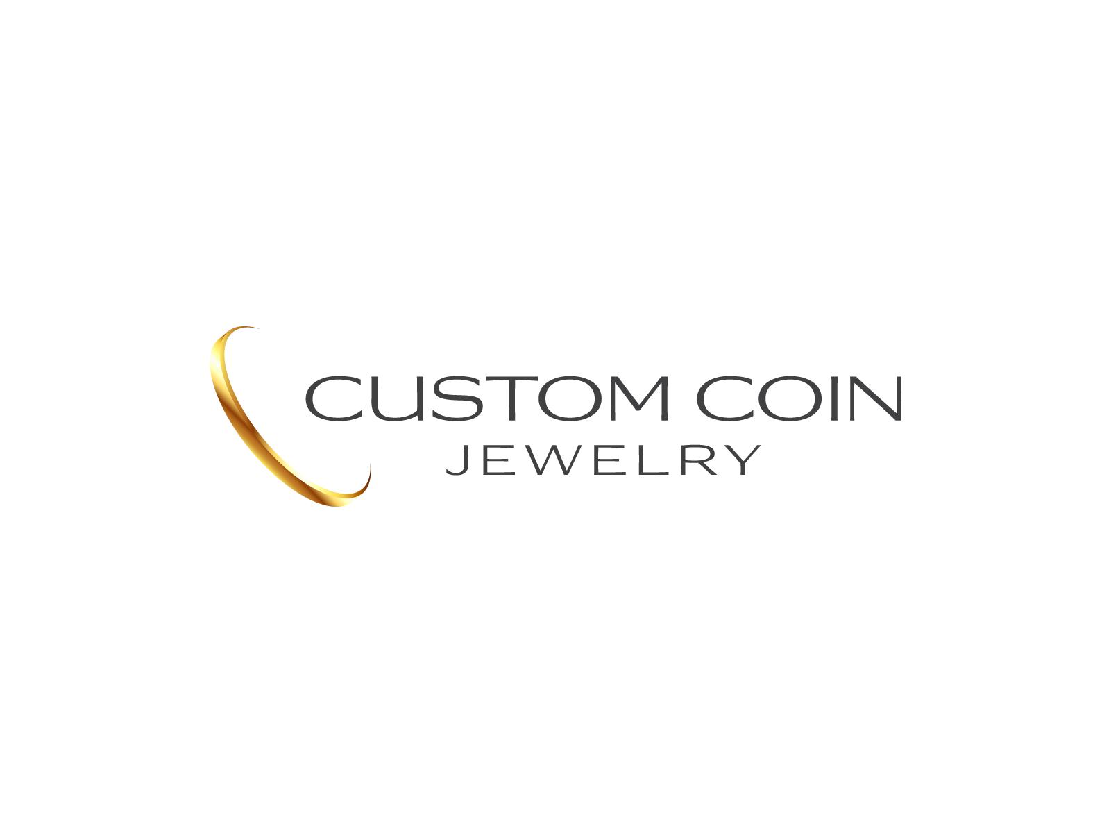 Custom Coin Jewelry needs a new logo