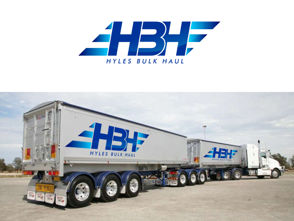 logo for HBH Hyles Bulk Haul
