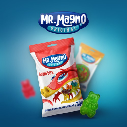 Mr. Magno
