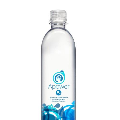 High Alkaline water packaging