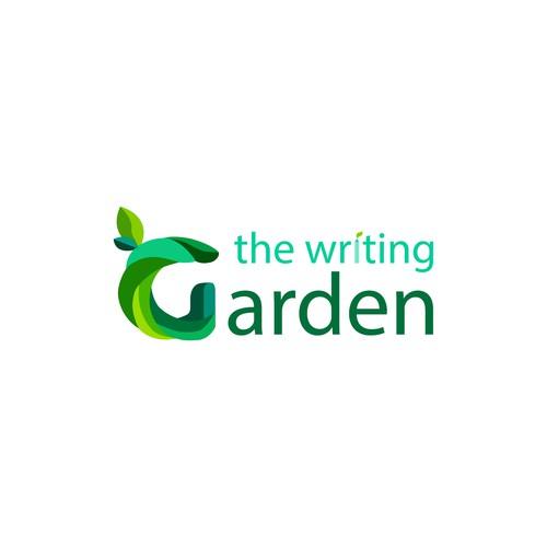 The writing garden