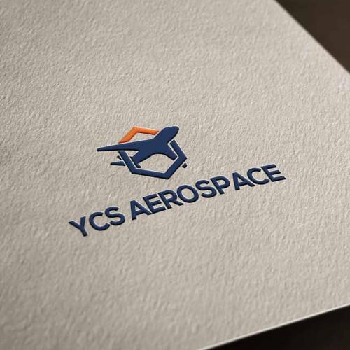 Logo Design for YCS Aerospace