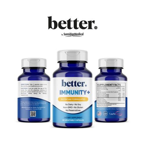 Better - Immunity+