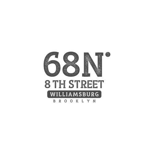 68 North -  Simple Vintage & Hipster