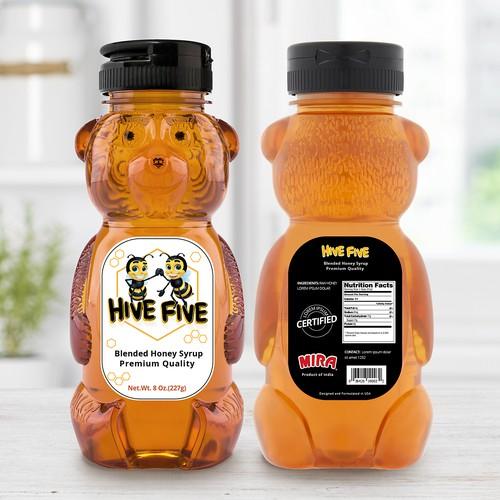 Hive Five Honey