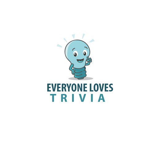 Everyone loves Trivia Logo