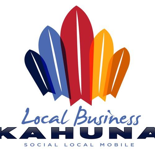 logo for Local Business Kahuna
