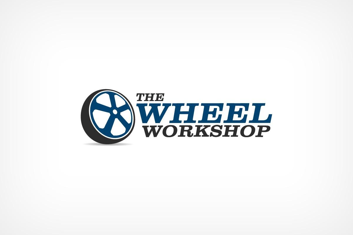 logo for The Wheel Workshop