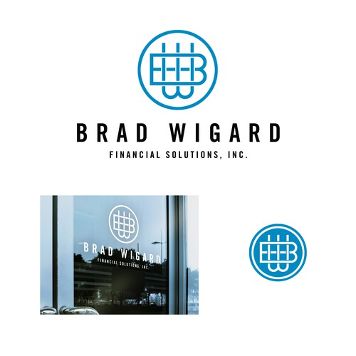 Brad Wigard  Financial Solutions Logo