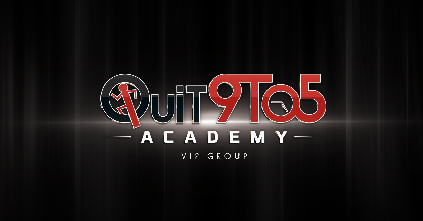 Bonus To Best Design Wins! Quit 9 To 5 Academy Group Cover Redesign