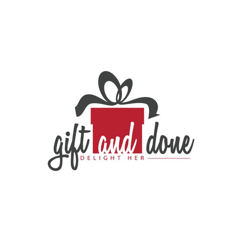 Gift and done logo