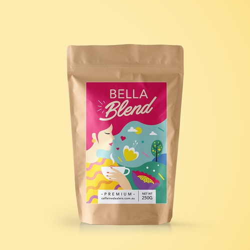 Bella Blend Coffee