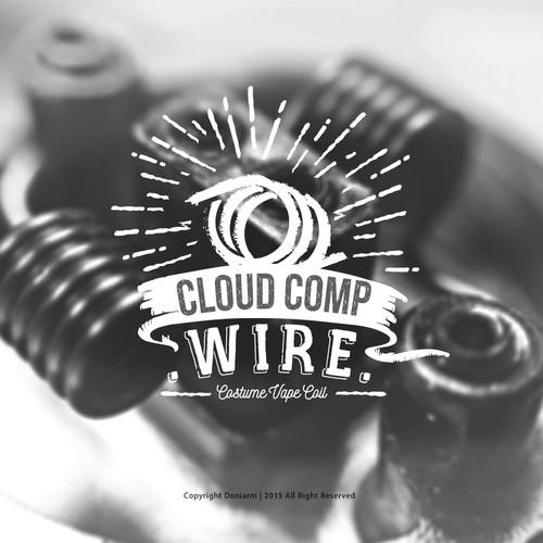 logo for costume vape coil company