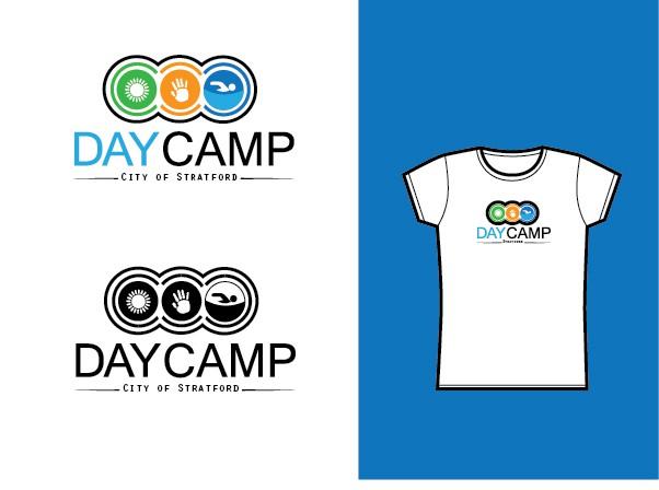 Summer Day Camp Logo - Stratford