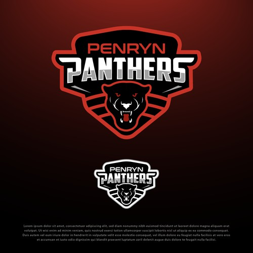 Sport logo for Penryn Panthers