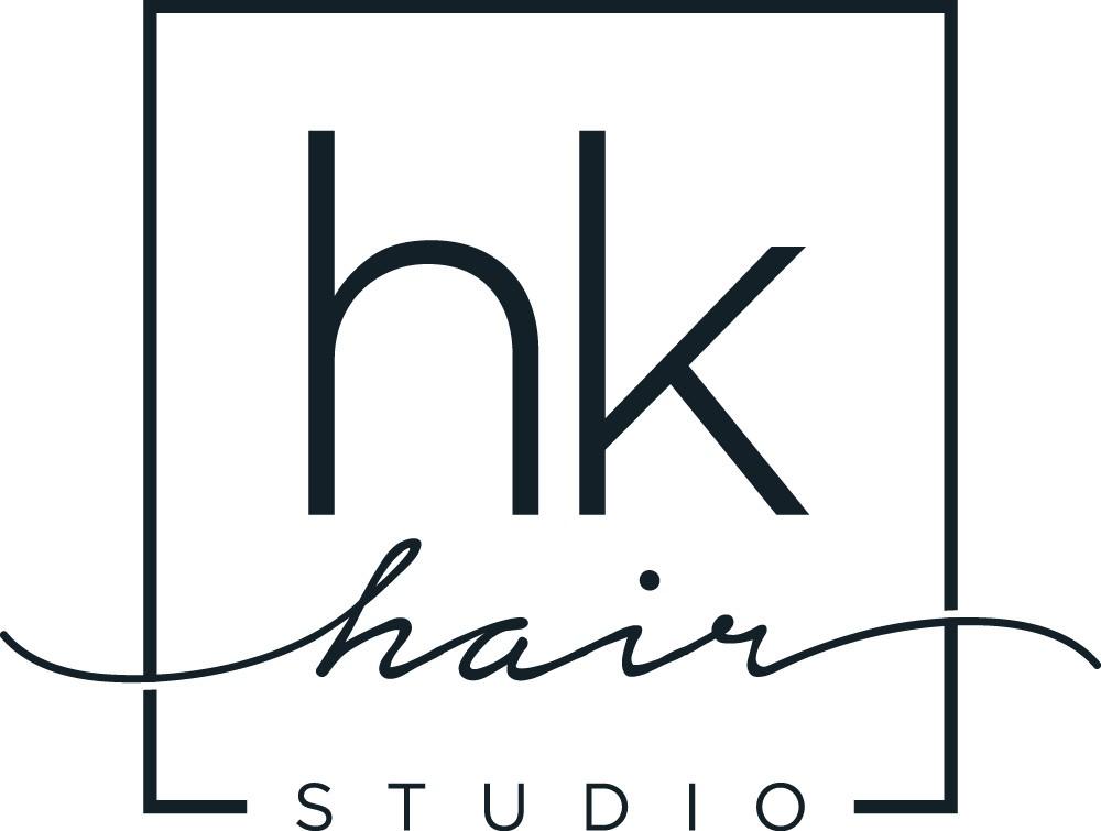 Design a modern logo for a hair studio