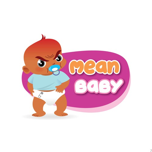 mean baby