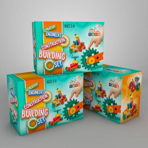 Fun design for kids toys