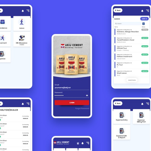 Sales Marketing Apps