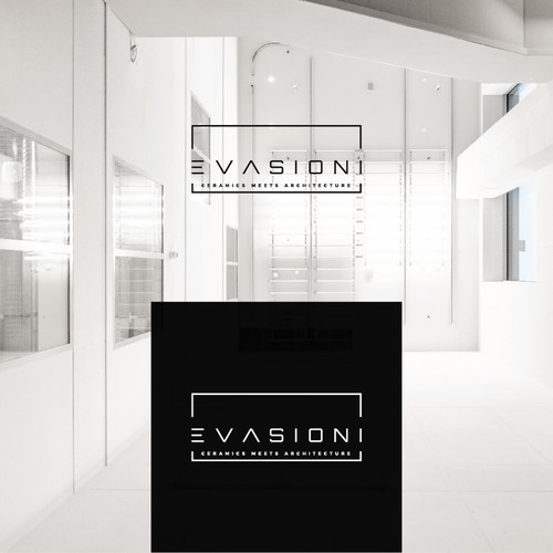 Sophisticated Logo Concept for Architectural-Ceramic Company