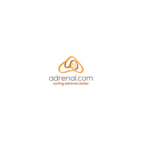 Logo design for Adrenal Center