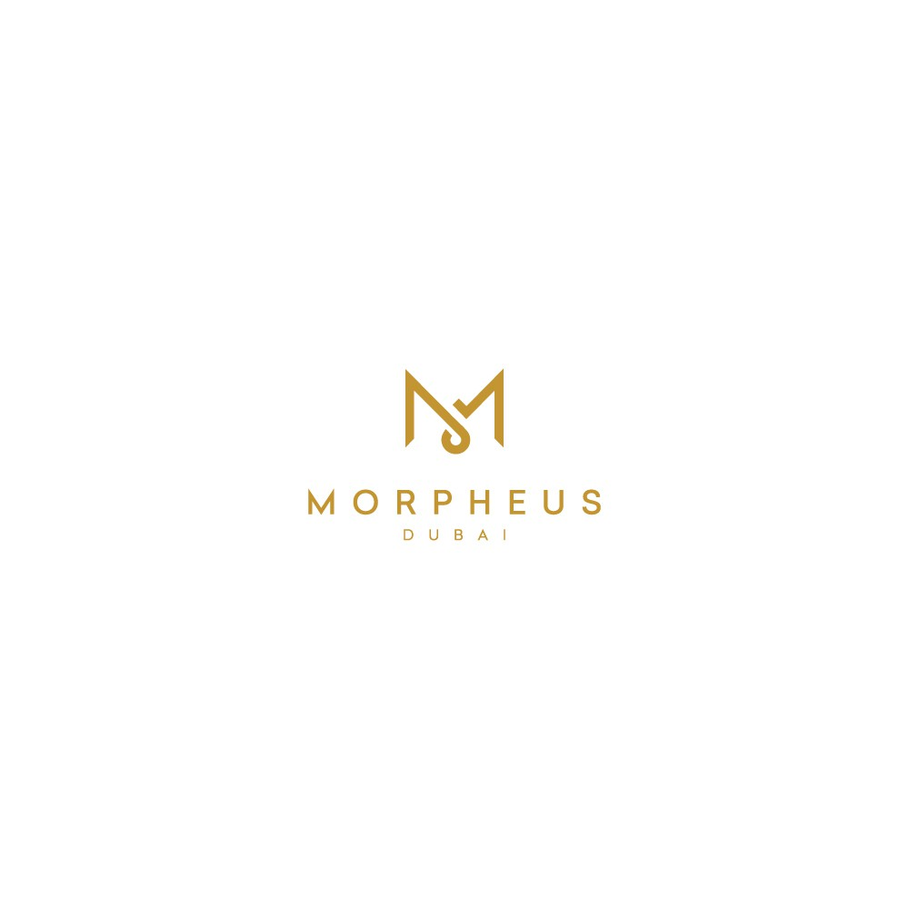 Sophisticated logo for Morpheus a concept store in DUBAI
