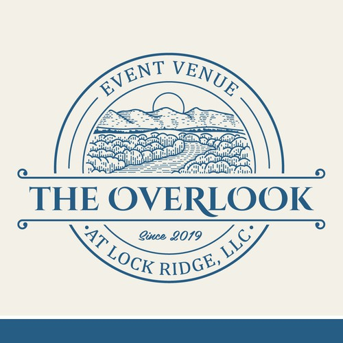 Logo for an Event Venue