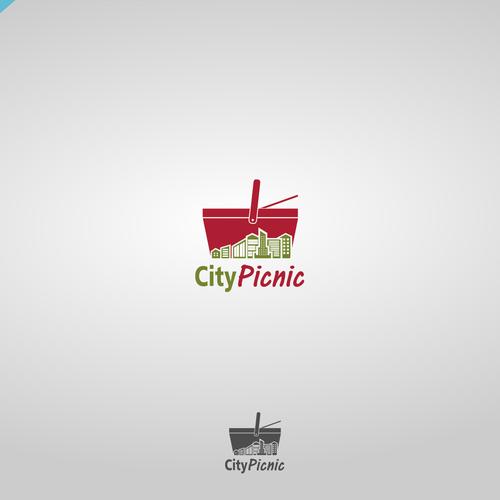 City Picnic Logo Design