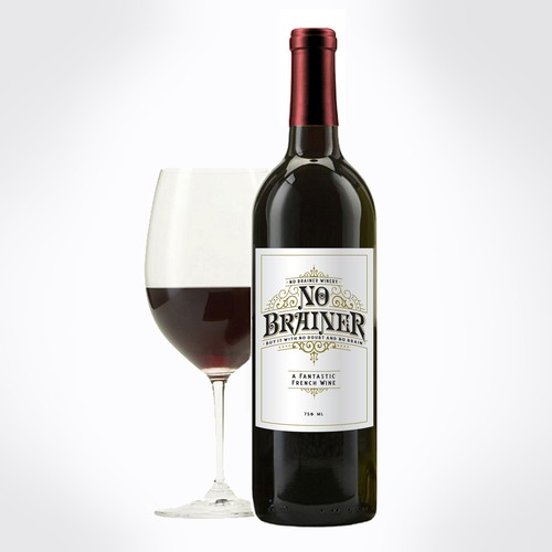 No Brainer Wine