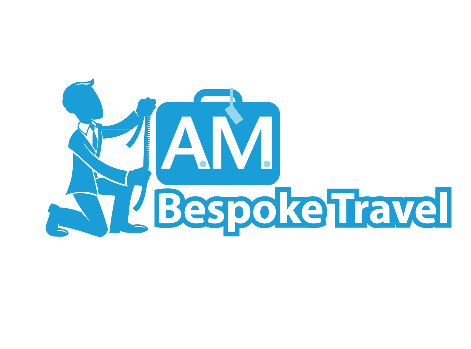 EXTENDED - Help A.M. Bespoke Travel with a new logo