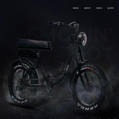 E-Bikes manufacturer