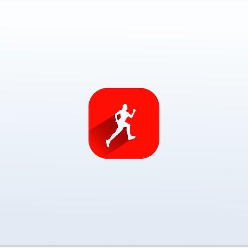Icon for run application