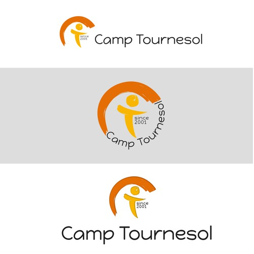 Camp Tournesol logo