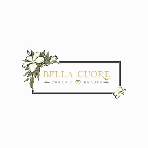 Hand-drawn logo for Bella Cuore
