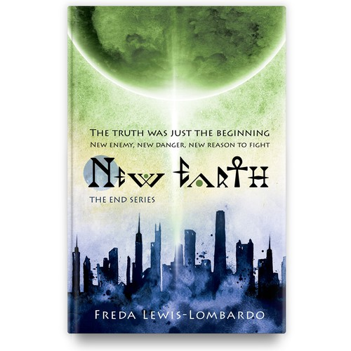 New Earth book cover